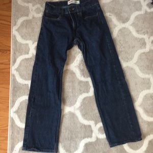 Youth Boy's Levi's Blue Jeans